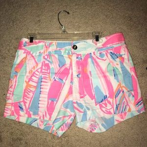NWOT Lilly Pulitzer shorts